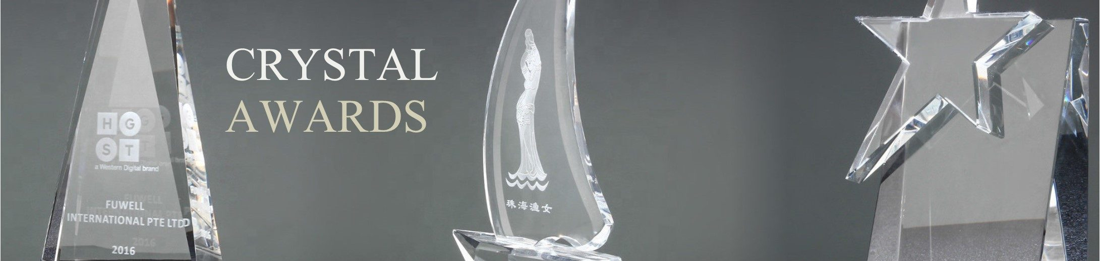 Crystal awards trophies corporate sports golf tennis football cheap personalised custom quality bespoke