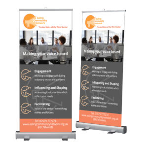 Banners and Leaflets